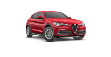 Alfa Romeo Stelvio Noleggio lungo termine