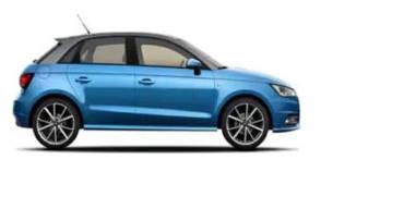 Audi A1 Noleggio lungo termine