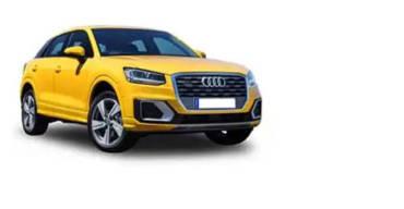 Audi Q2 Noleggio lungo termine