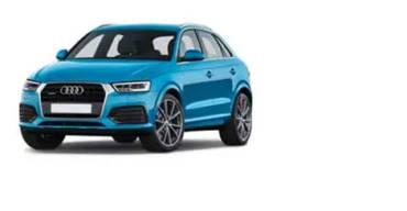 Audi Q3 Noleggio lungo termine