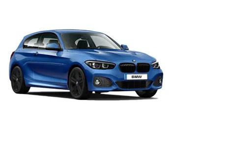 BMW 118D Noleggio lungo termine