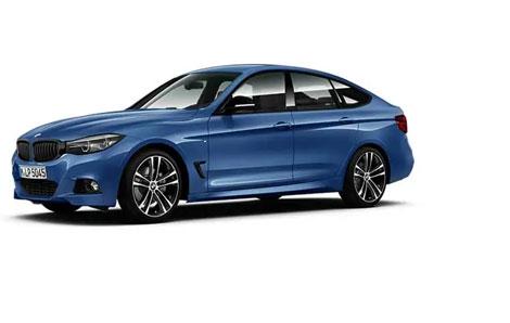 BMW 320D Noleggio lungo termine