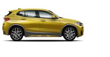 BMW X2 Noleggio lungo termine