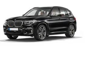 BMW X3 Noleggio lungo termine