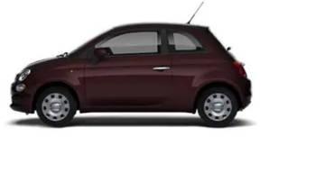 Fiat 500 Noleggio lungo termine