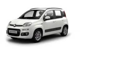 Fiat Panda Noleggio lungo termine