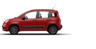 Fiat Panda GPL Noleggio lungo termine