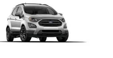 Ford ECOSPORT Noleggio lungo termine
