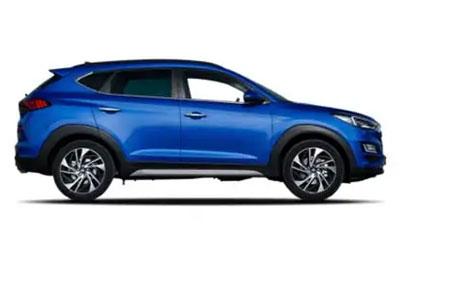 Hyundai TUCSON Noleggio lungo termine