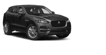 Jaguar F-PACE Noleggio lungo termine