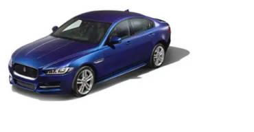 Jaguar XE Noleggio lungo termine