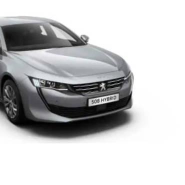 Nuova Peugeot 508 Hybrid Noleggio lungo termine