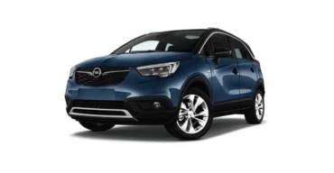 Opel Crossland X Noleggio lungo termine