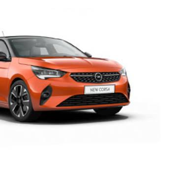 Opel Corsa Noleggio lungo termine