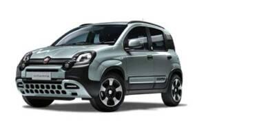 Fiat Panda Hybrid Noleggio lungo termine